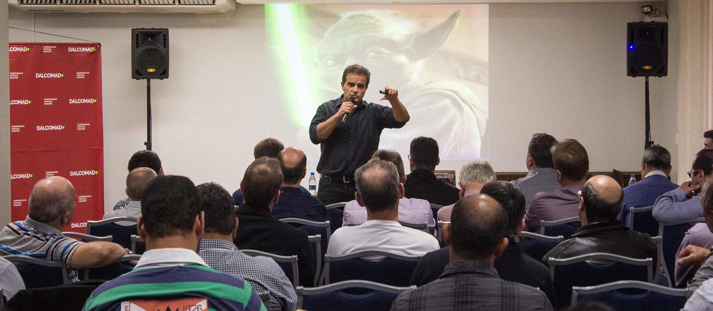 Ricardo Jordão na Convenção de Vendas Dalcomad